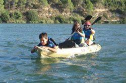 actividades-Alquiler-kayak-ebro-mequinenza-camping-portmassaluca